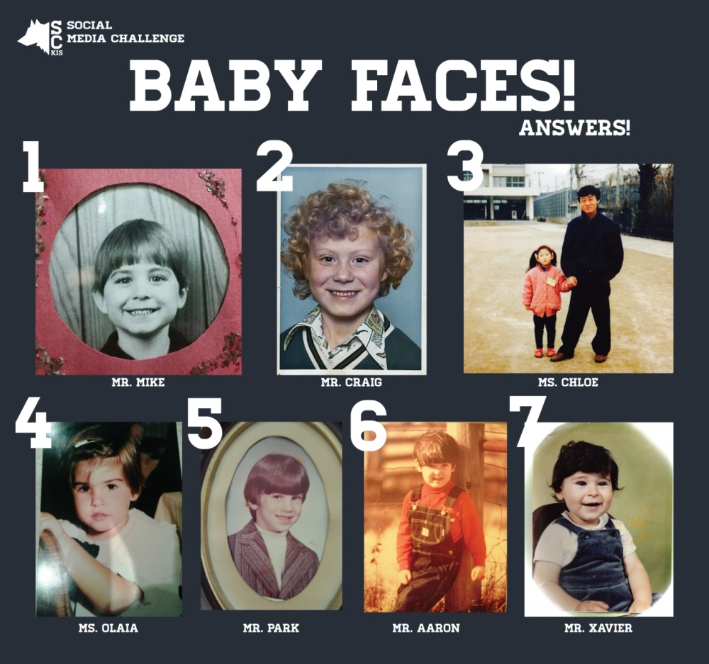baby faces ans