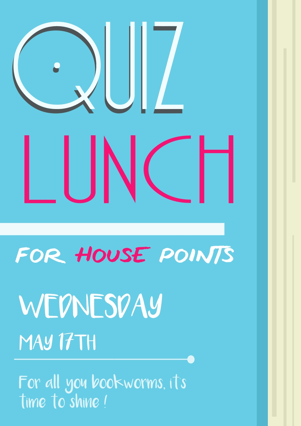 quiz-lunch