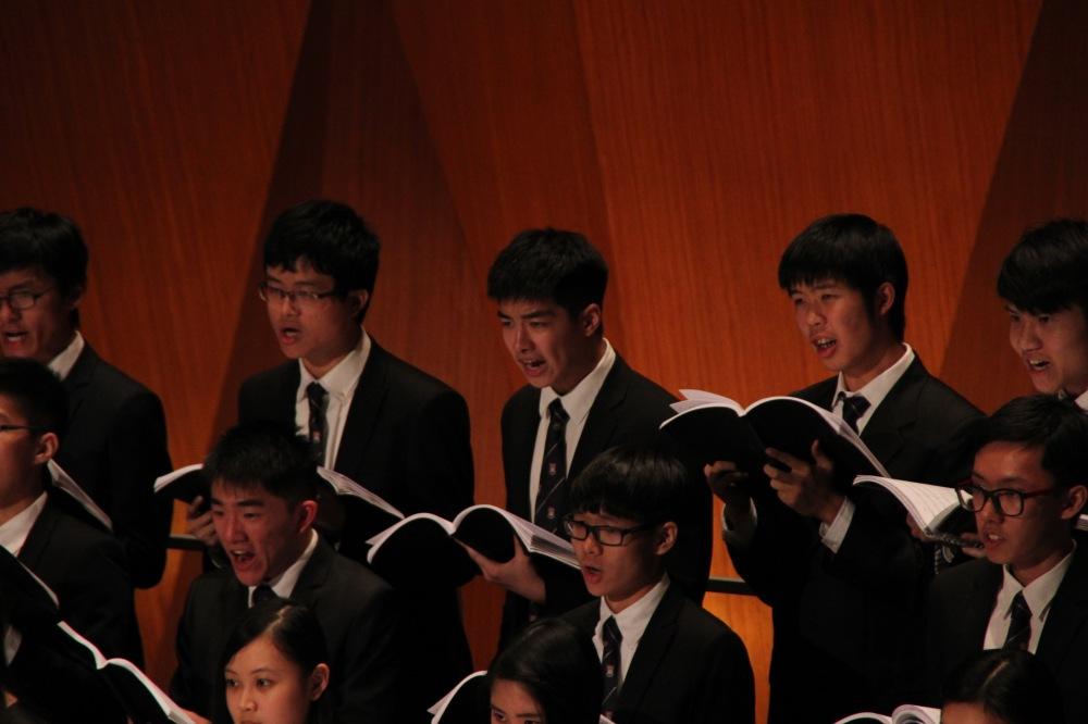 49th Anniversary Choir Performance