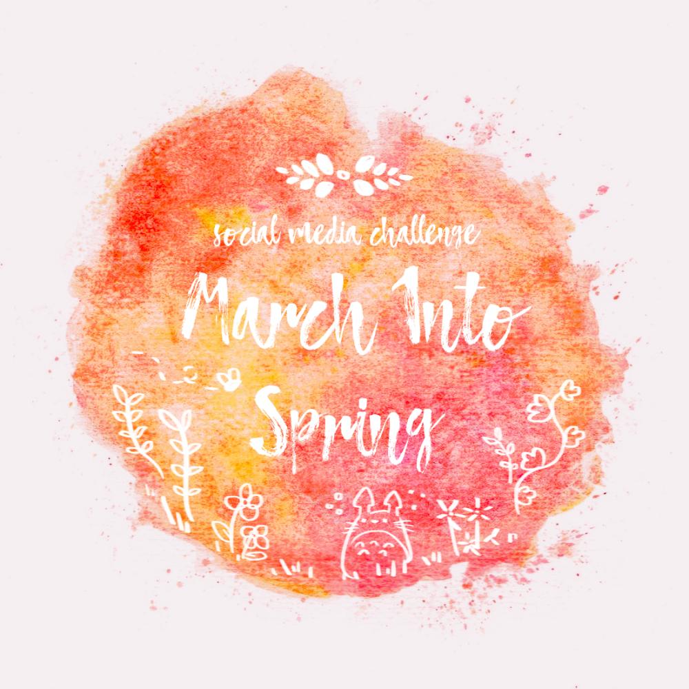 spring into march v2