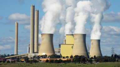 Coal-Fired Power Plants Following Commencement Of Government Program To Lower Emissions